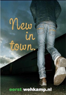 new in town - eerst Wehkamp