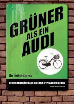 FIETSFABRIEK BERLIN - HOW TO GET GERMANS ON BIKES?