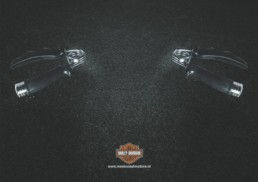 HARLEY DAVIDSON - NOT FOR SISSIES