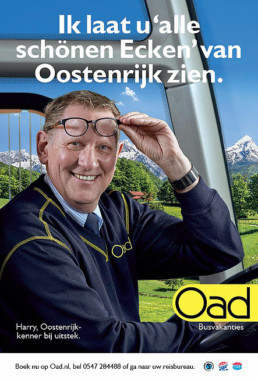 OAD - WE KENNEN DE WEG, OVERAL