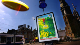 LIPTON ICE TEA - CELEBRATE SUMMER WITH DISC GOLF